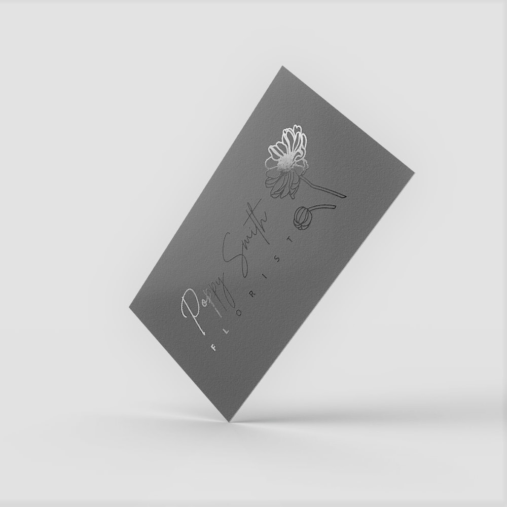 Premium Spot UV Cards, 450gsm Silk